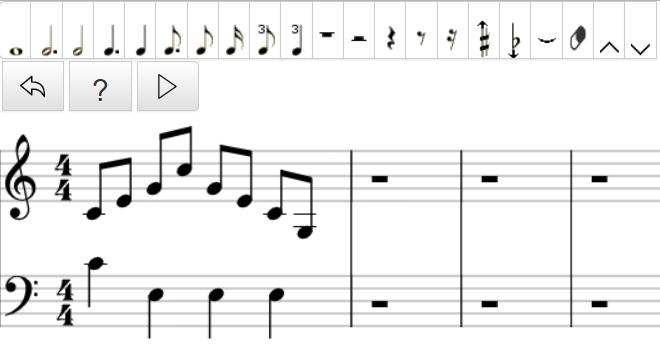 score esimerkki